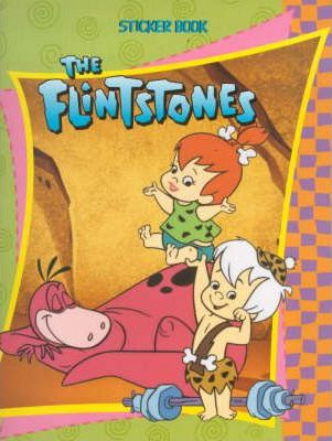 The Flintstones: Sticker Book