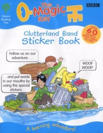 The Magic Key: Clutterland Band