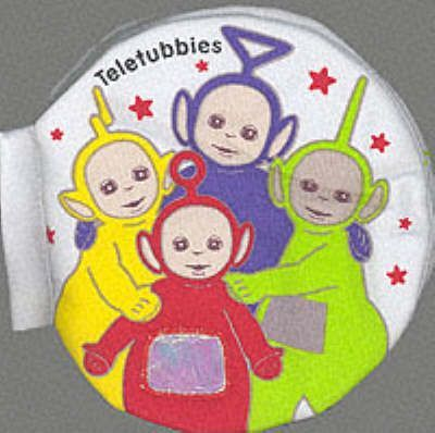 """""""Teletubbies"""": My Touch and Feel Cloth Book"""