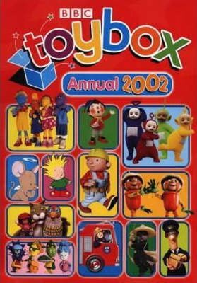 """Toybox"" Annual 2002"