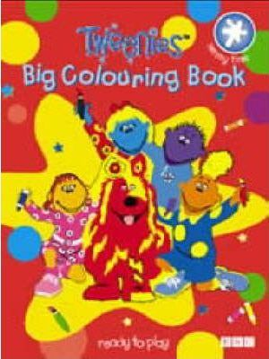"""Tweenies"": Big Colouring Book"