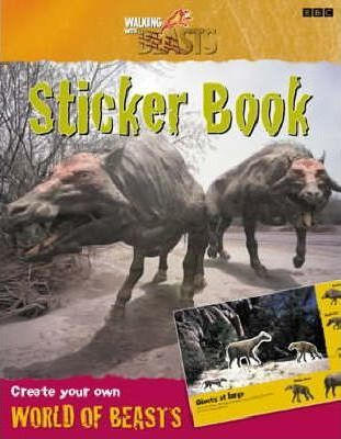 """Walking with Beasts"": Sticker Book"