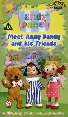 Andy Pandy and Friends