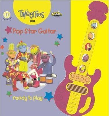 """Tweenies"": Pop Star Guitar"