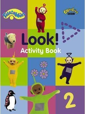 Activity Book-Look