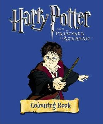 Harry Potter and the Prisoner of Azkaban: Colouring Book