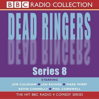 """Dead Ringers"": Hit BBC Radio 4 Comedy Series Series 8"