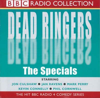 """Dead Ringers"": Hit BBC Radio 4 Comedy Series Series 2"