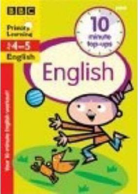 TEN-MINUTE TOP-UPS ENGLISH 4-5