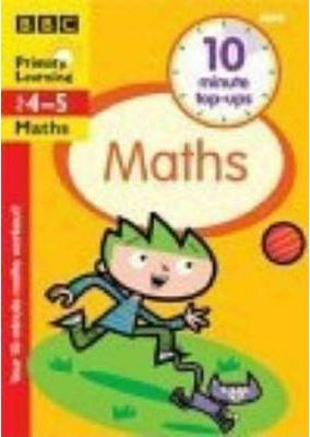 TEN-MINUTE TOP-UPS MATHS AGES 4-5