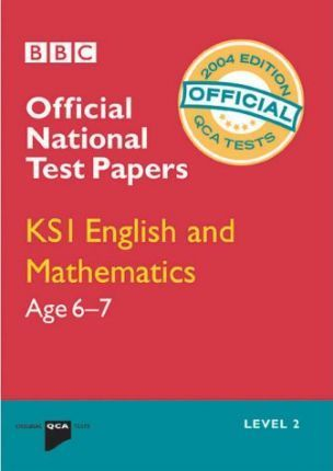 National Test Papers KS1 English and Maths (QCA) 2004