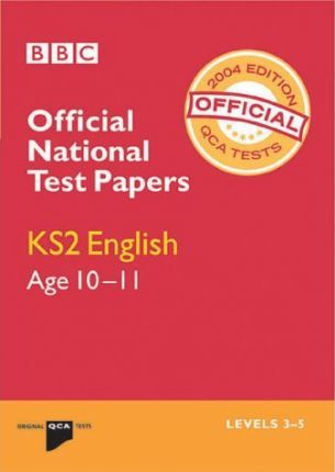 National Test Papers KS2 English (QCA) 2004