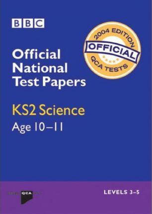 National Test Papers KS2 Science (QCA) 2004