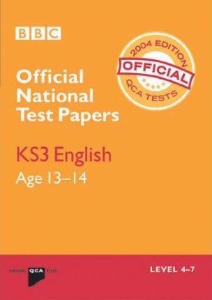 National Test Papers KS3 English (QCA) 2004