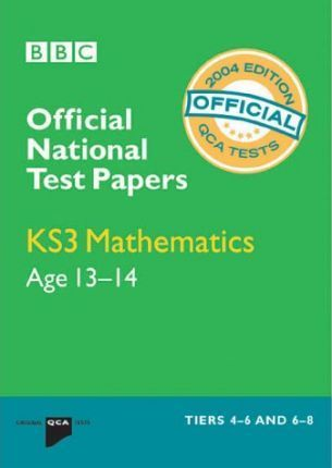 National Test Papers KS3 Maths (QCA) 2004