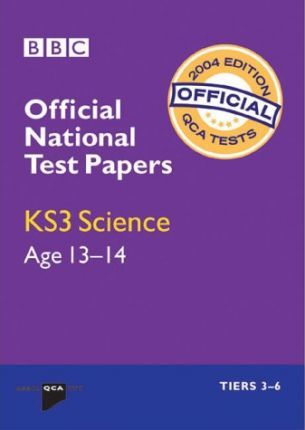 National Test Papers KS3 Science (QCA) 2004