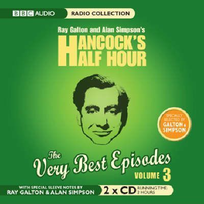 Hancock's Half Hour, the Very Best Episodes: v. 3