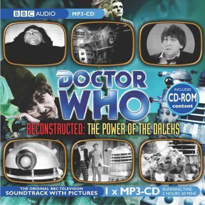 """""""Doctor Who"""" Reconstructed, The Power of the Daleks"""
