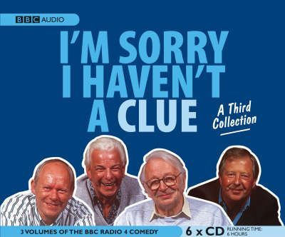 I'm Sorry I Haven't a Clue Collection: No. 3