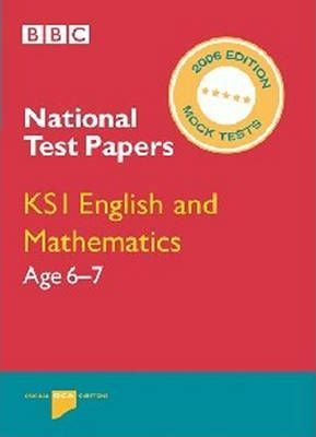 NATIONAL TEST PAPERS KS1 ENGLISH & MATHS 2006 (QCA)