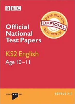 National Test Papers KS2 English 2006 (Qca) 2006: Levels 3-5
