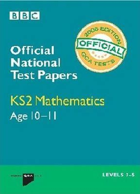 NATIONAL TEST PAPERS KS2 MATHS 2006 (QCA)