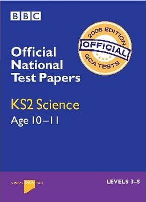 NATIONAL TEST PAPERS KS2 SCIENCE 2006 (QCA)