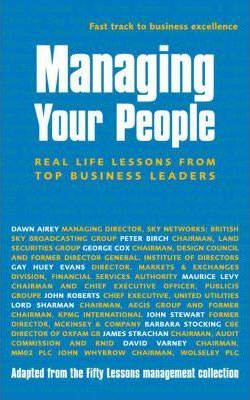 Managing Your People