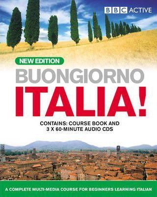 BUONGIORNO ITALIA! CD LANGUAGE PACK (NEW EDITION)