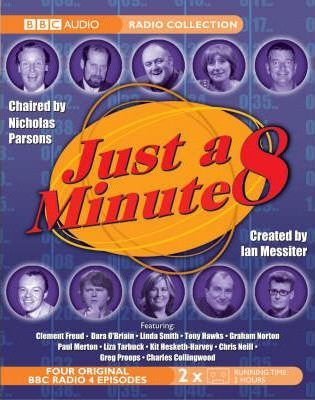 """""""Just a Minute"""": v.8"""