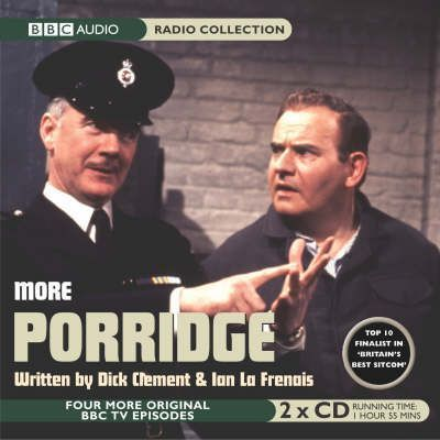 "More ""Porridge"": WITH An Evening in AND Heartbreak Hotel AND The Harder They Fall AND Disturbing the Peace Fletch"