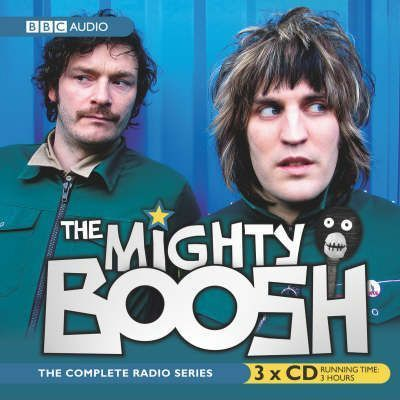 "The ""Mighty Boosh"""