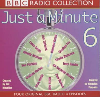 Just a Minute: Four Original BBC Radio 4 Episodes No.6