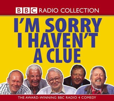 I'm Sorry I Haven't a Clue: Collection 1