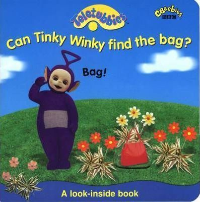 """""""Teletubbies"""": Can Tinky Winky Find the Bag?"""