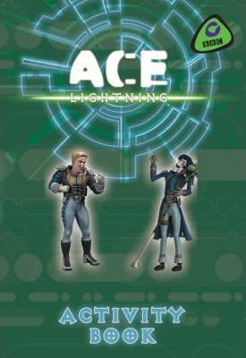 """Ace Lightning"": Activity Book"