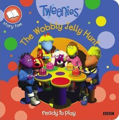 """Tweenies"": Wobbly Jelly Hunt"