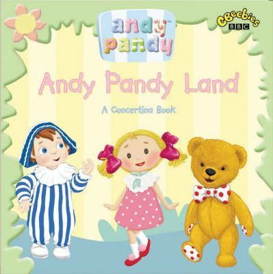 """Andy Pandy"": Andy Pandy Land Frieze Book"
