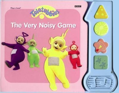 """Teletubbies"": Very Noisy Game Sound Book"