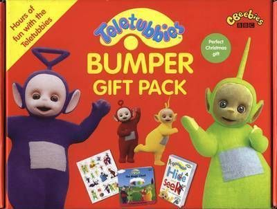 """Teletubbies"": Bumper Gift Pack"