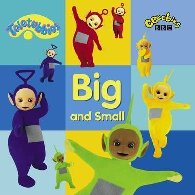 """""""Teletubbies"""" Big and Small: Big and Small"""