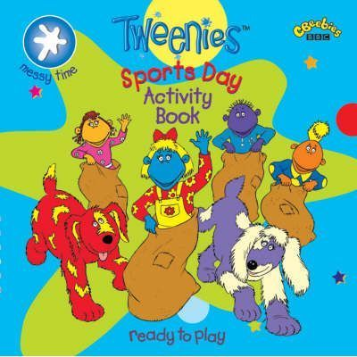 """Tweenies"": Sports Activity Book"