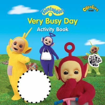 """Teletubbies"": Busy Day Activity Book"