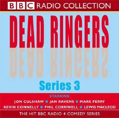 """Dead Ringers"": Hit BBC Radio 4 Comedy Series Series 3"
