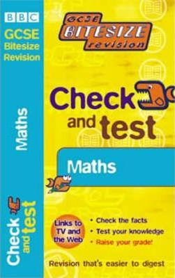 Check and Test Maths