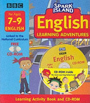 Spark Island English Learning Adventures: 7-9