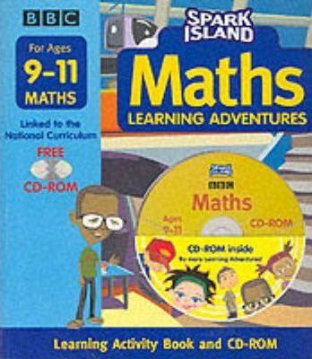 Spark Island Maths Learning Adventures: 9-11