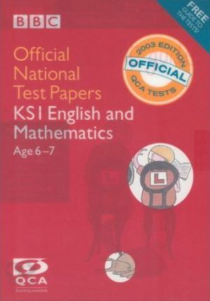 National Test Papers KS1 English and Maths (QCA) 2003