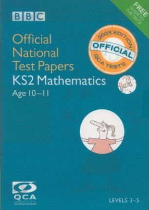 National Test Papers KS2 Maths (QCA) 2003