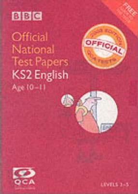 National Test Papers KS2 English (QCA) 2003